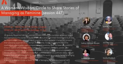 Feminine Wisdom Circle