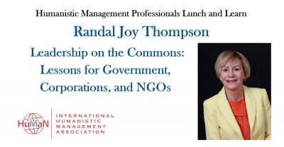 Leadership on the Commons: Lessons for Government, Corporations, and NGOs