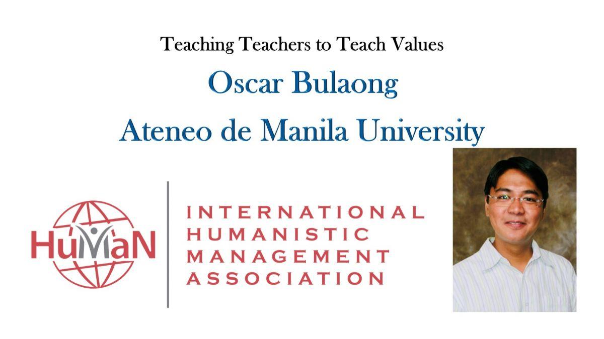 Oscar Bulaong